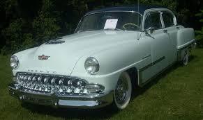 Prachtige klassieke auto