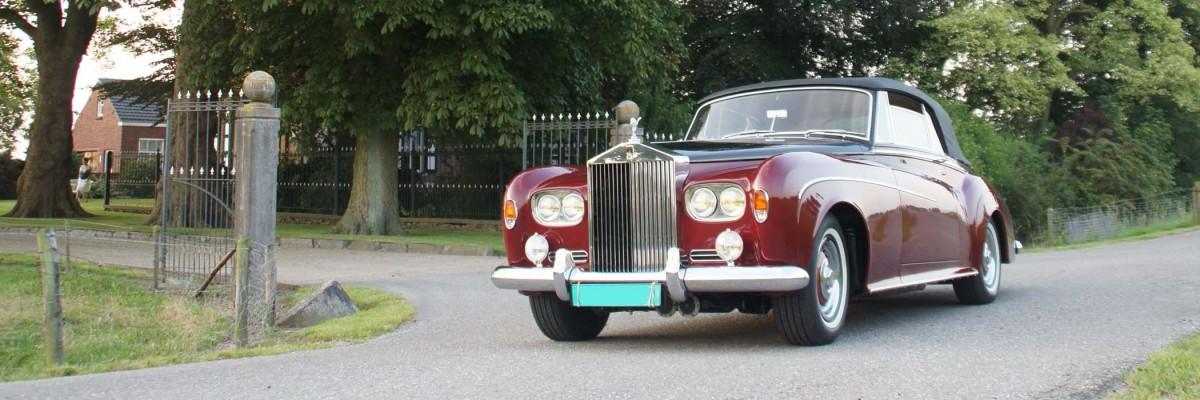Bentley garage