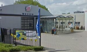 wasstraat Bergen op Zoom
