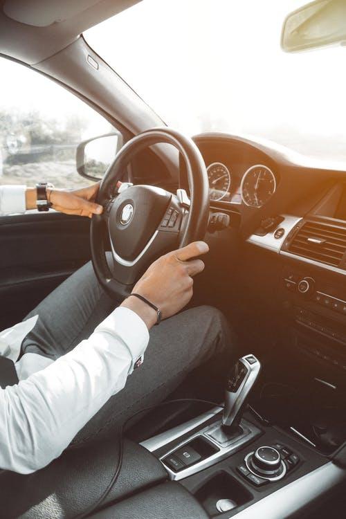 Leren auto rijden